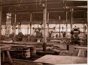 Внутренний вид котельной обслуживающей производственные и другие здания общества.