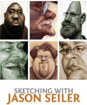 Книга Sketching with Jason Seiler (DVDRip) 2009