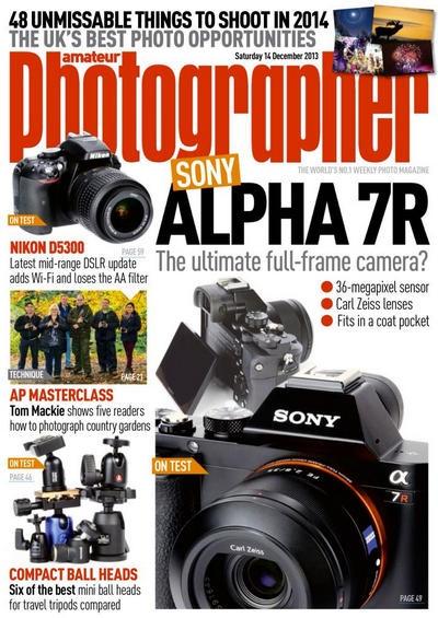 Книга Журнал:  Amateur Photographer (14 декабря 2013)  [En]