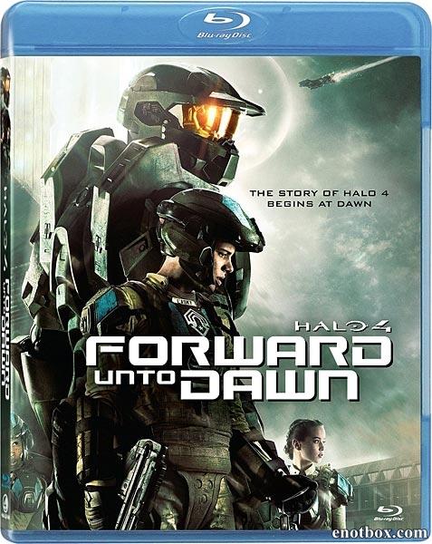 Halo 4: Идущий к рассвету (1 сезон: 1-5 серии из 5) / Halo 4: Forward Unto Dawn (2012/BDRip/HDRip)