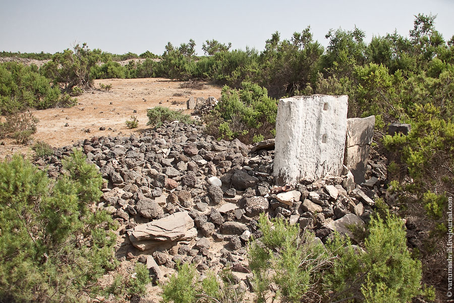 Эритрея. Адулис и окрестности