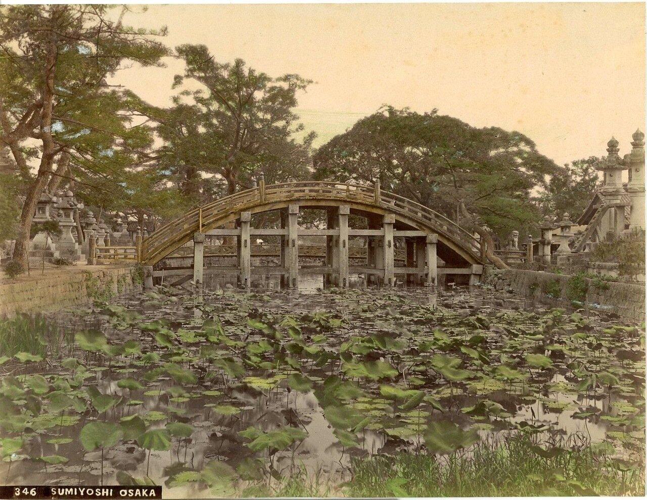 Осака. Сумиёси