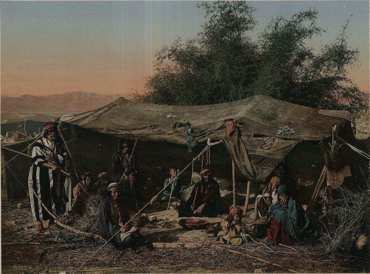Бедуины у Иордана