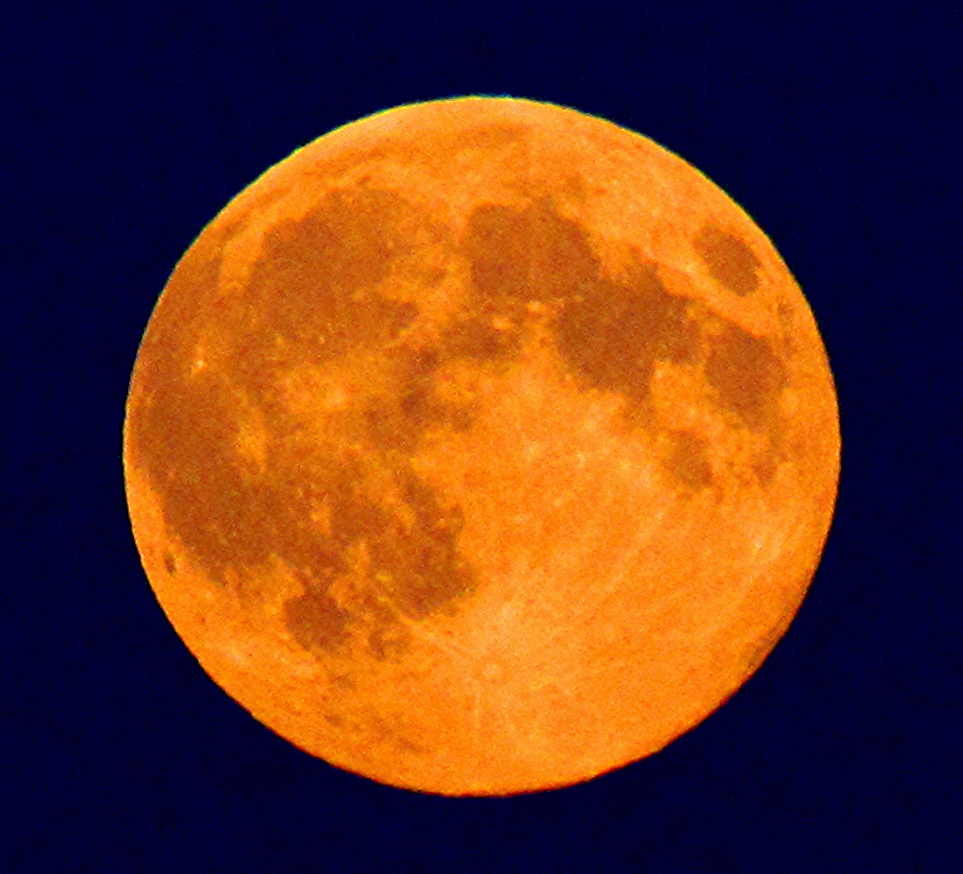 Полуночная луна