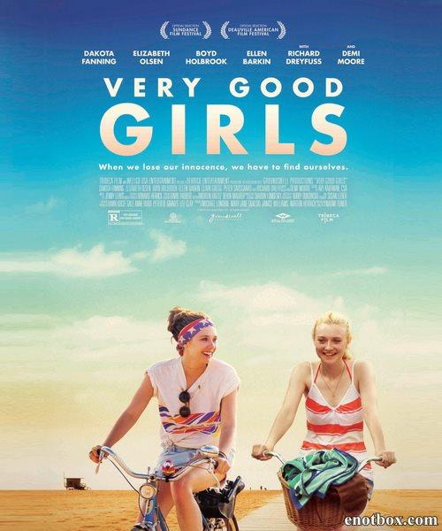 Очень хорошие девочки / Very Good Girls (2013/WEB-DL/WEB-DLRip)