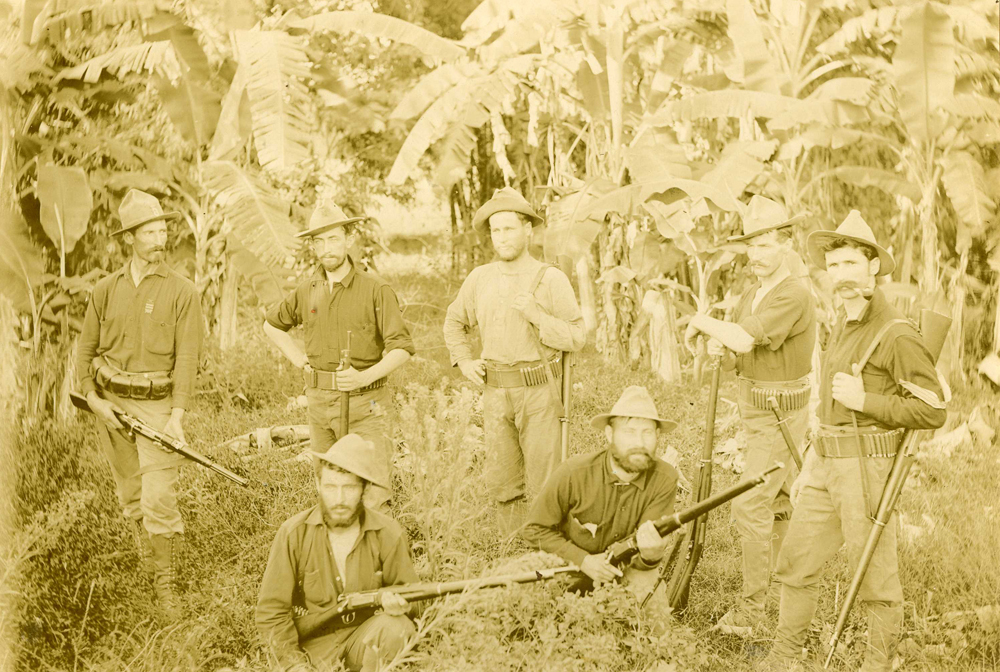 Washington Territory Volunteer Infantry, Cuba 1898