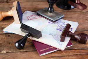 Шенгенские визы россиянам будут выдавать на границе