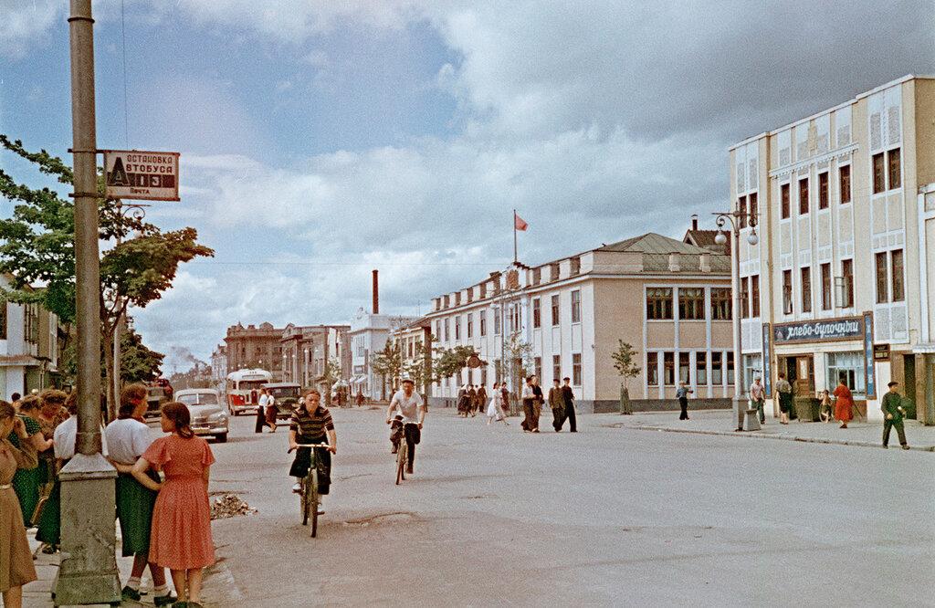 Улица Ленина. Горисполком2.jpg