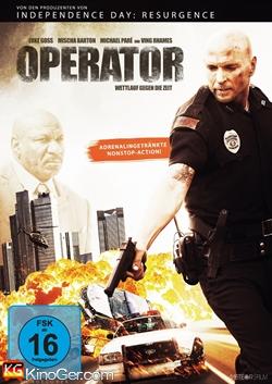 Operator - Wettlauf gegen die Zeit (2015)