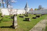 Некрополь Лужецкого Ферапонтова мужского монастыря