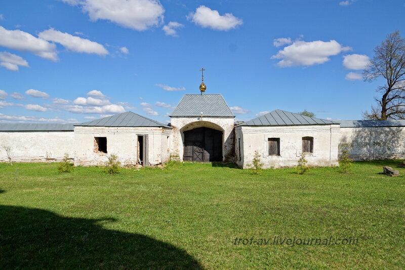Можайский Лужецкий Ферапонтов мужской монастырь