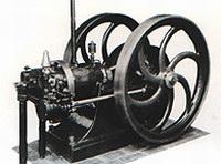 Первый двигатель Daihatsu