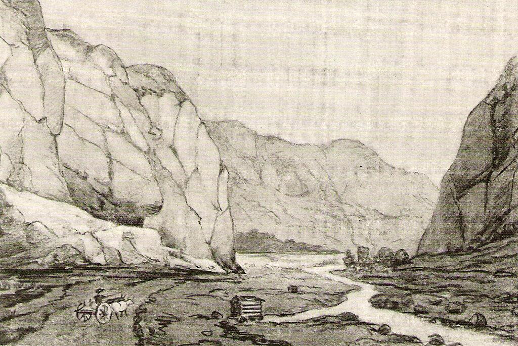 photo60 Даьяльское ущелье Вид с арбой.jpg