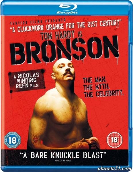 Бронсон / Bronson (2008/BDRip/HDRip)