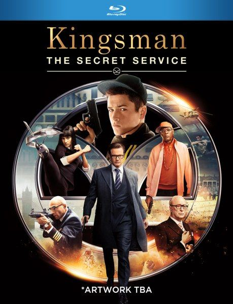 Kingsman: Секретная служба / Kingsman: The Secret Service (2014) BDRip/1080p/720 + HDRip
