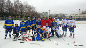 20 декабря 2014 Хоккей