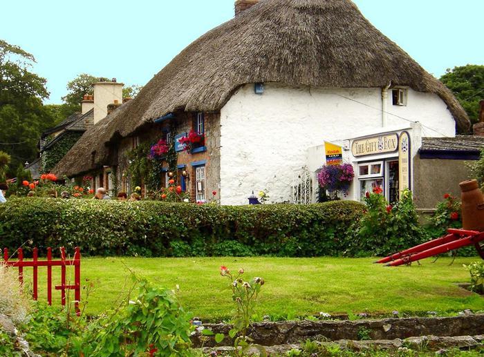 Адэр, самая красивая деревня Ирландии 0 10cf93 f7e20d86 orig