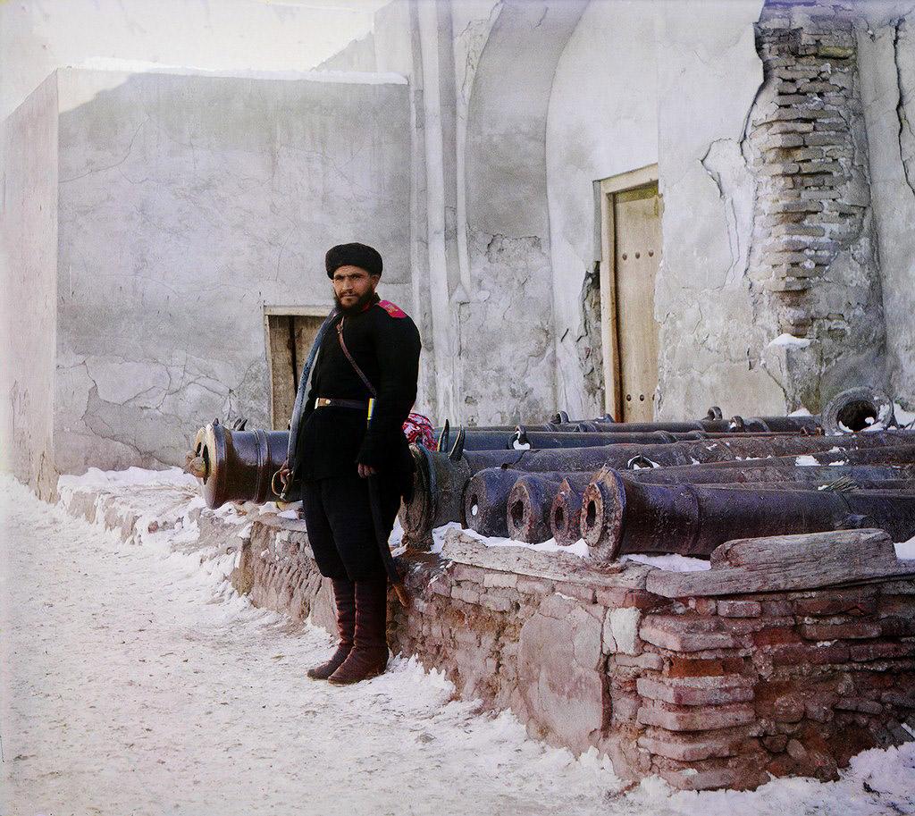 прокудин-горский как делал цветные фото