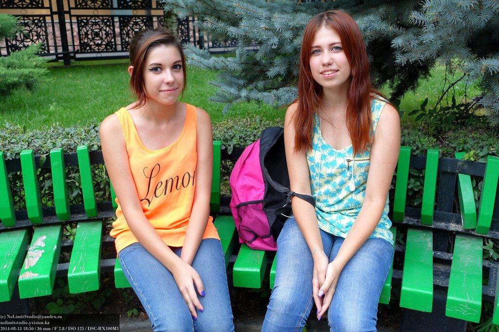 Девчонки Развлекаются – Отвязные Каникулы (2012)