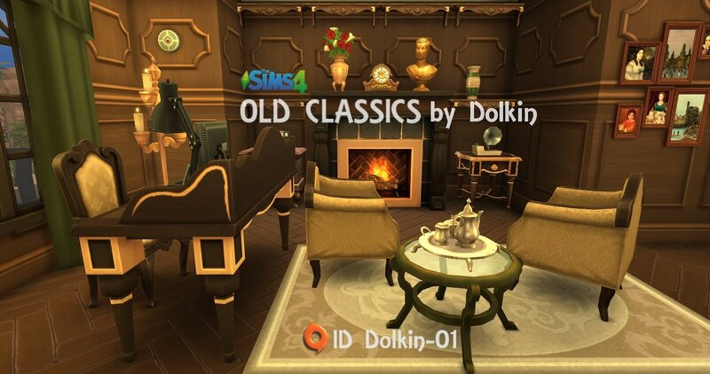 Old classics by Dolkin