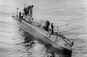 Подводная лодка АГ