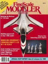 Журнал FineScale Modeler 1986-05/06