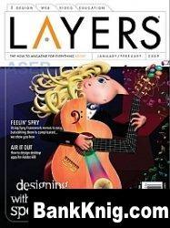 Журнал Layers Январь-Февраль 2009