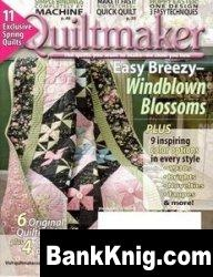 Журнал Quiltmaker № 132 March-April 2010 pdf 25,4Мб