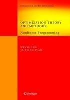 Книга Optimization Theory and Methods: Nonlinear Programming