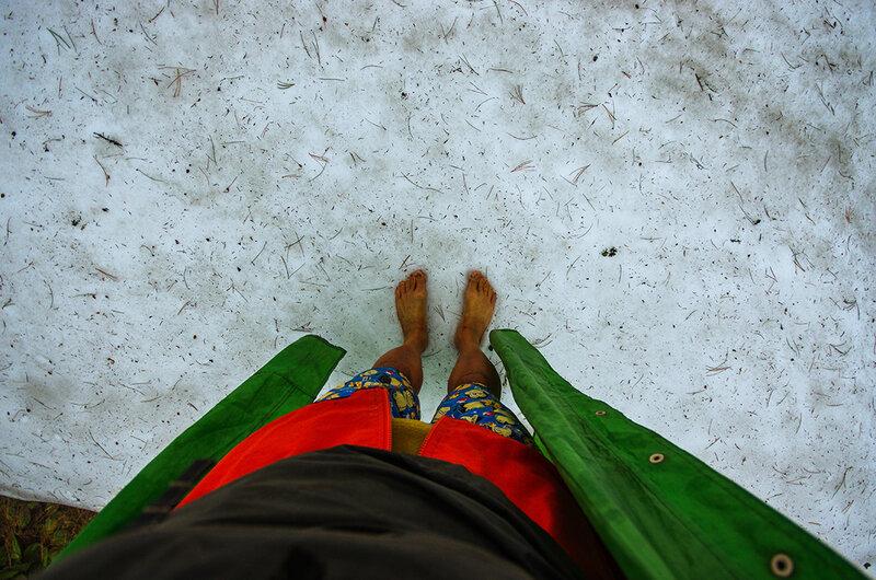 Мои личные ноги