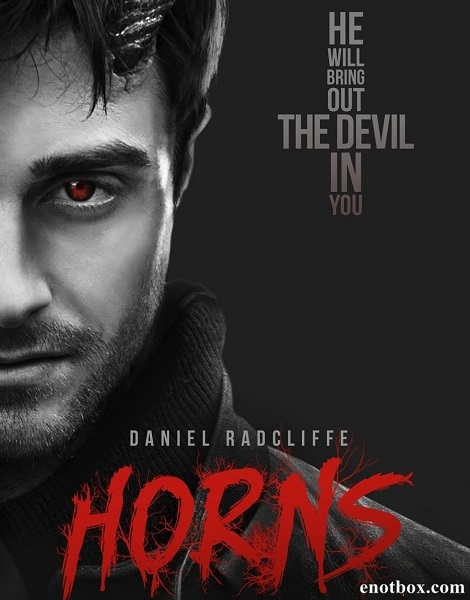 Рога / Horns (2014/WEB-DL/WEB-DLRip)