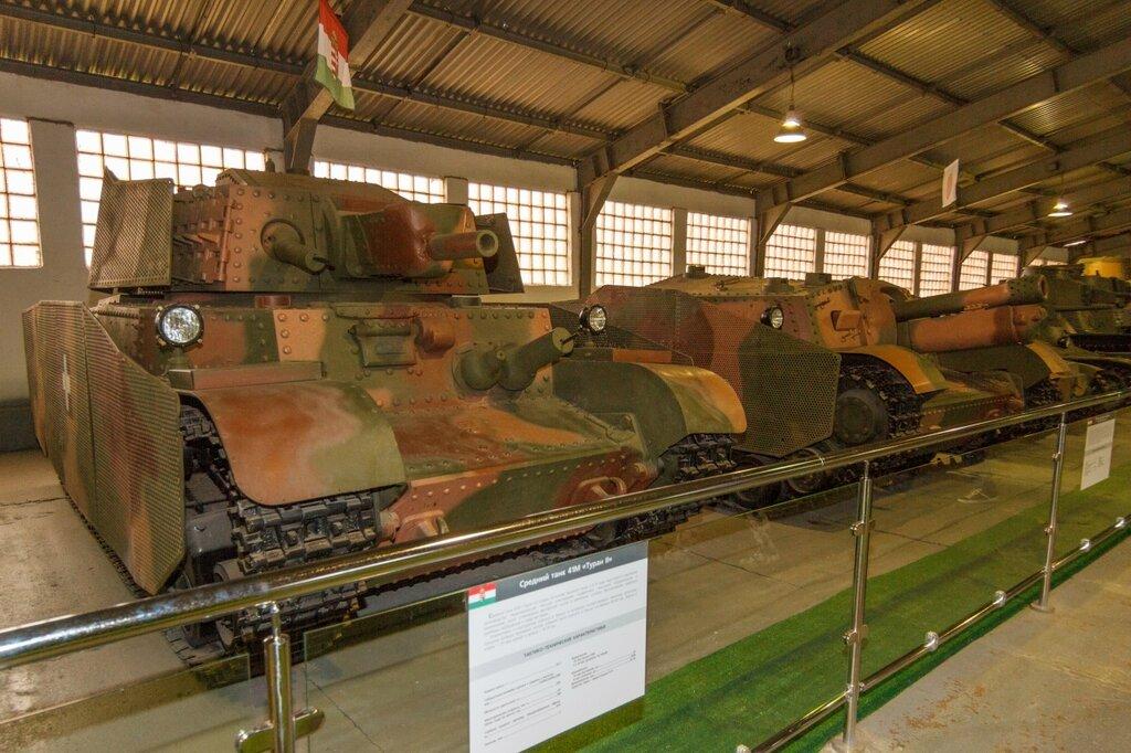 40M Turán. Средний танк. Венгрия