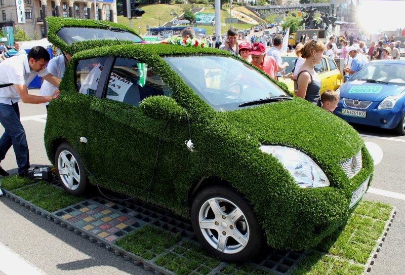 Покрытие для эко-парковки
