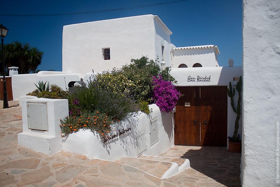 Испания, Ибица, по острову.
