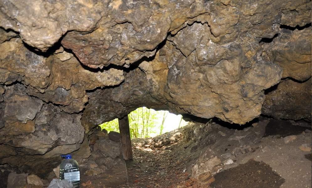 Пещера Степана Разина