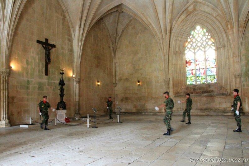 Португалия, монастырь в Баталье