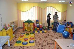 В Калининском районе открылась Лекотека «Гнездышко»