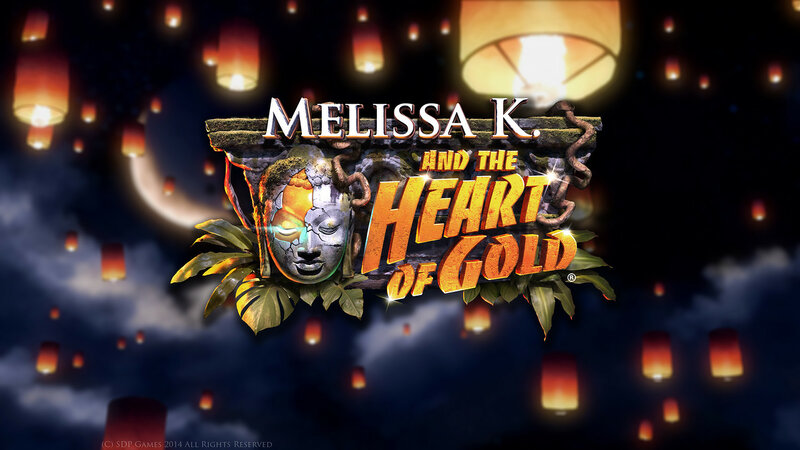 Melissa K. and the Heart of Gold CE