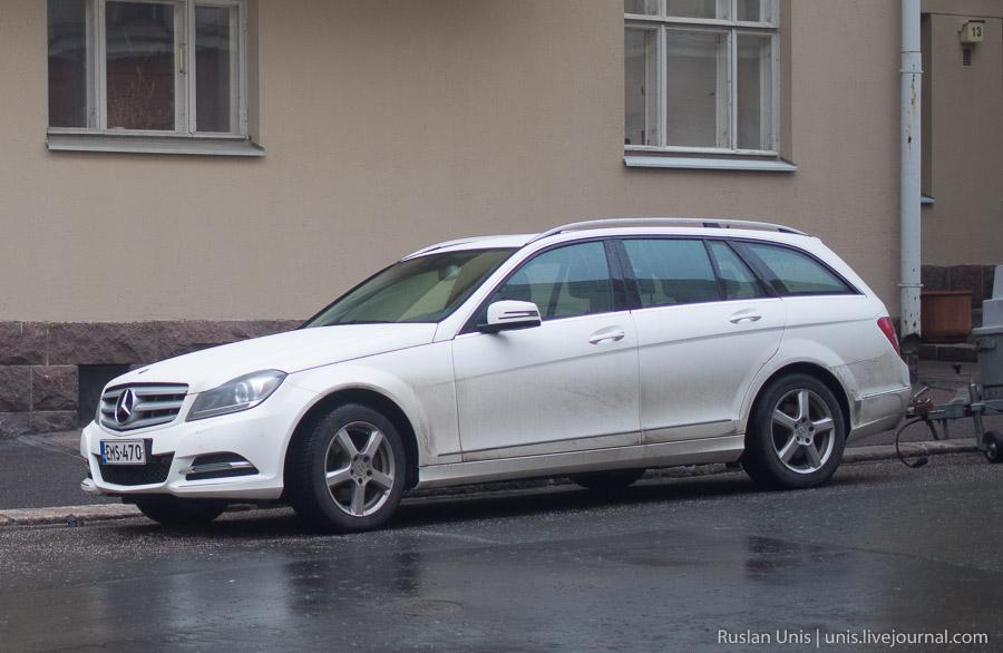 Путешествие по Финляндии на машине