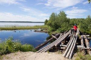 Кедрозеро-Петрозаводск
