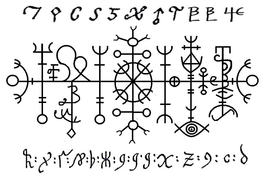 того, исландский гальдрастав кольцо удачи фото загадка