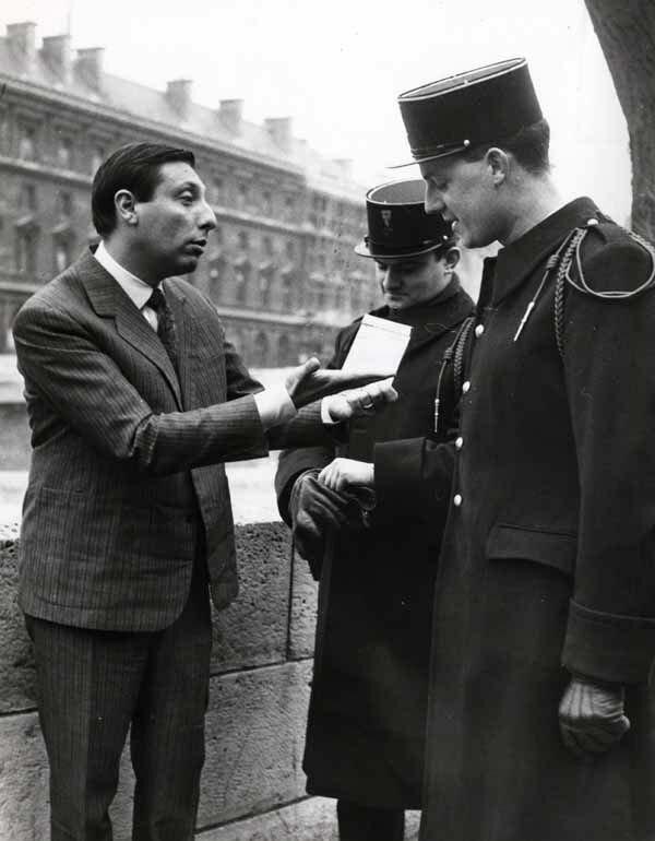 1962. Проверка документов