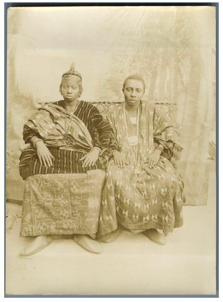 Женщины из Сен-Луи. 1895