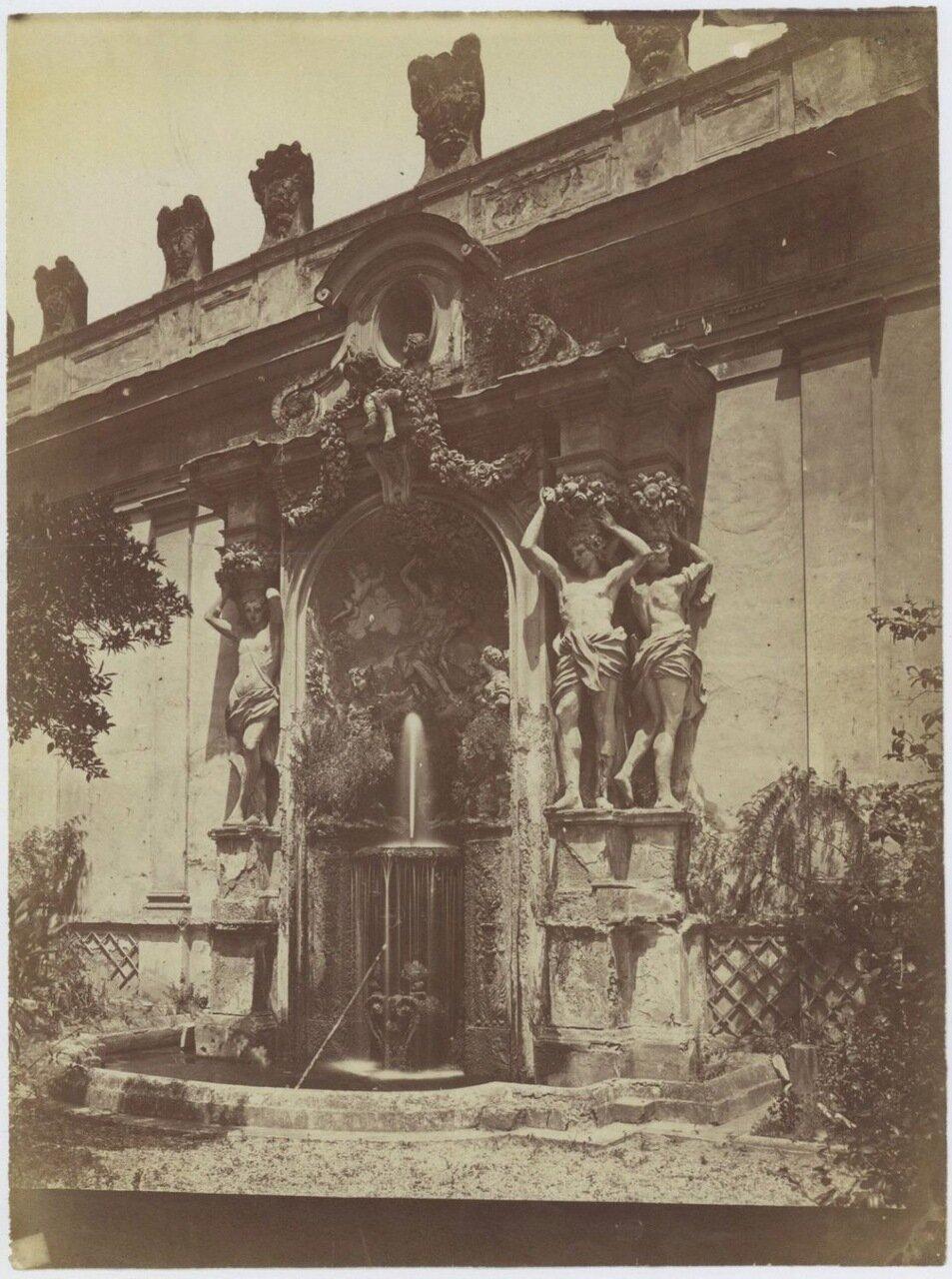Ванна Венеры. 1880
