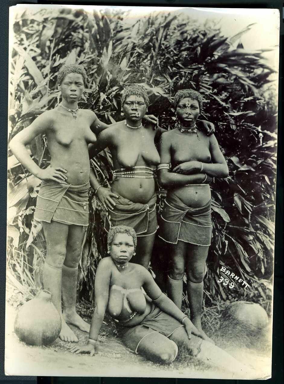 1880. Южная Африка