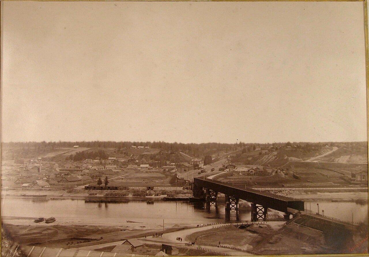 20. Вид железнодорожного моста