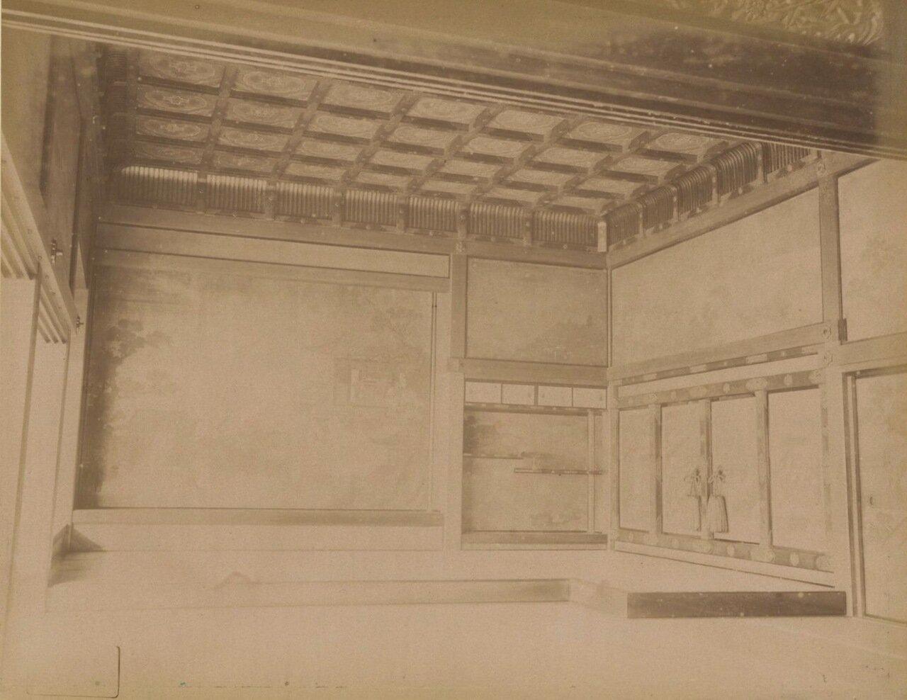 Комната в Чайном домике