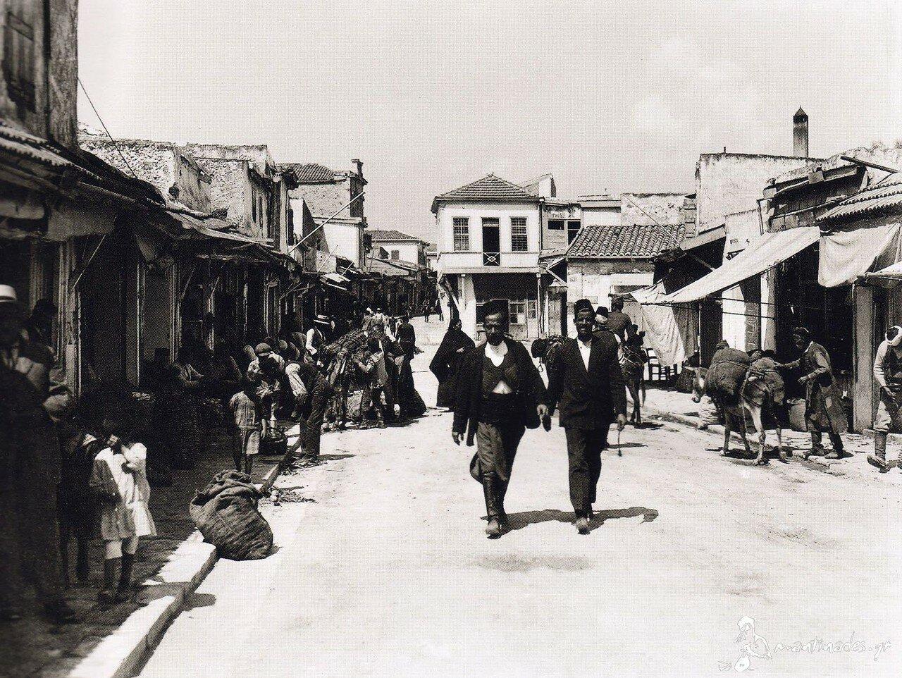 1920. Крит. Ираклион, проспект Калокерину