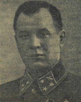 Генерал-полковник авиации тов. НОВИКОВ А.А.