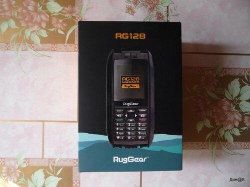 RugGear Mariner RG128 (упаковка)